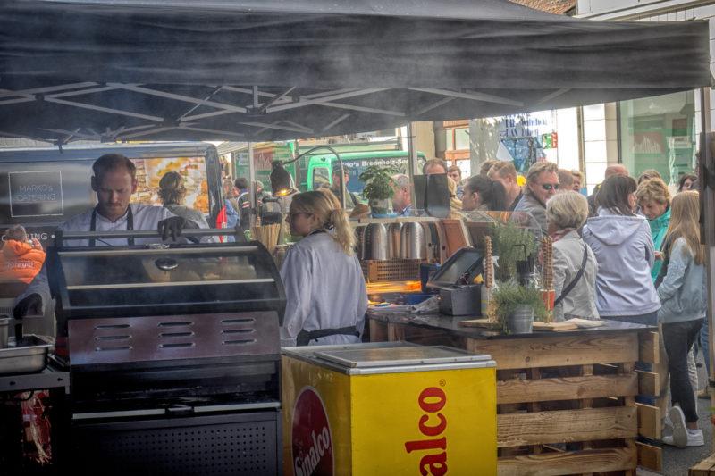 Knollenfest Euskirchen 2016 Burgergrillen