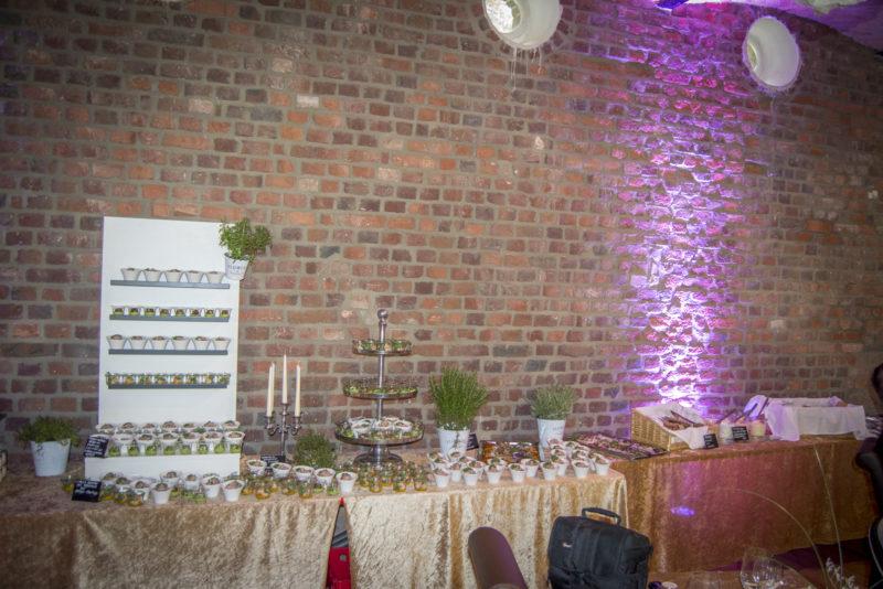 Hochzeitscatering Burghof Kommern