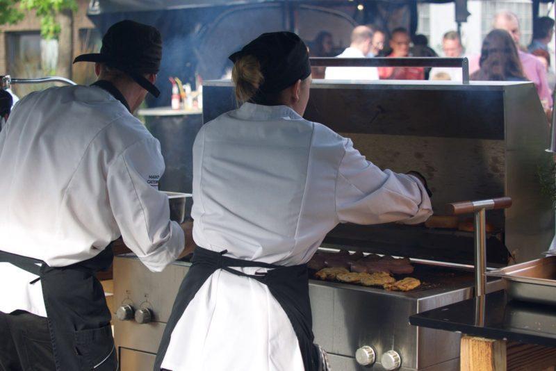 Grill- und Burgerbuffet Catering