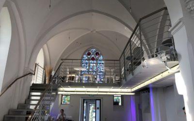 Geburtstag mit 50 Personen in der Eventkapelle Köln