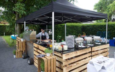Grill und Burger Buffet in Bad Neuenahr für 80 Personen