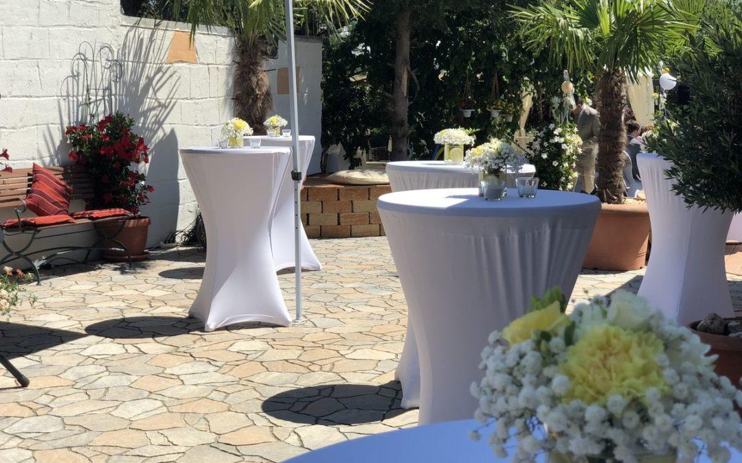 Hochzeit in Weilerswist 100 Personen Live Grillen Full Service