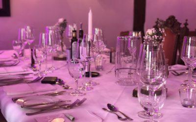 Hochzeit im Restaurant bei Marko